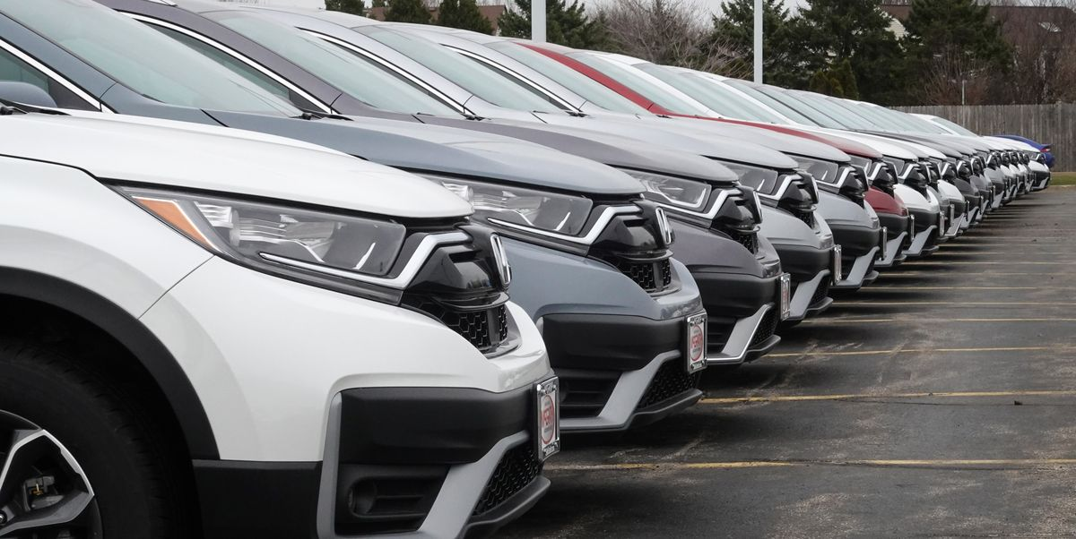 New Car Prices Are Skyrocketing This Spring
