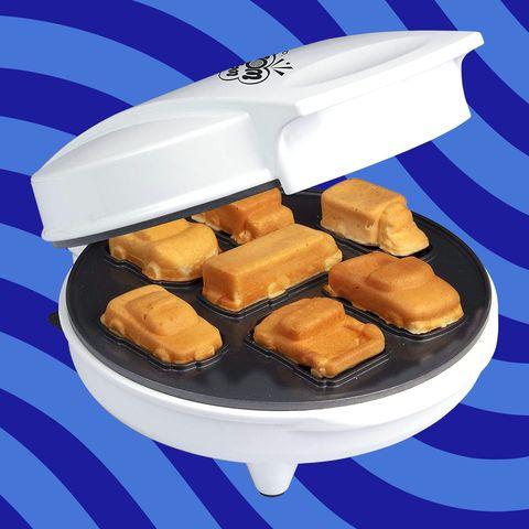 cucinapro car truck waffle maker