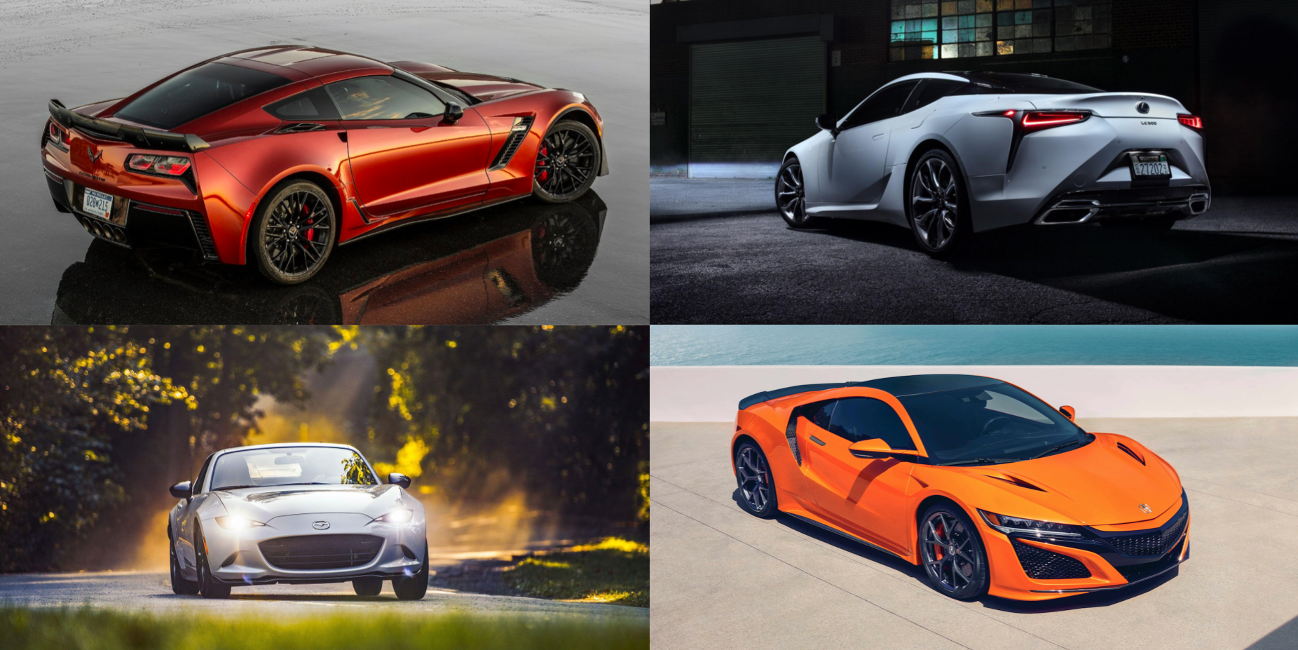 Great Cars Nobody Bought in 2018