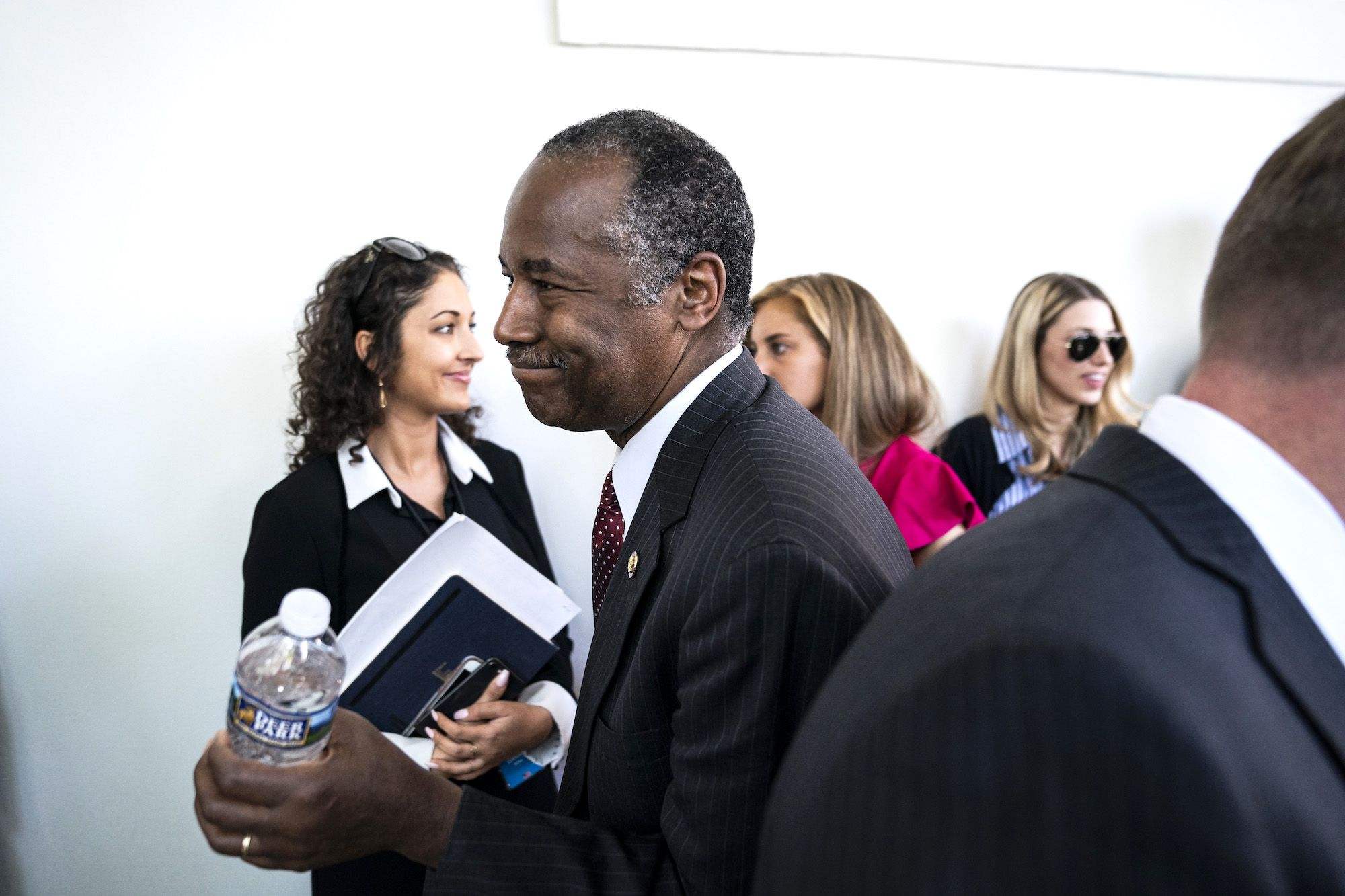 Ben Carson Knows Nothing About His Job and Cares Less