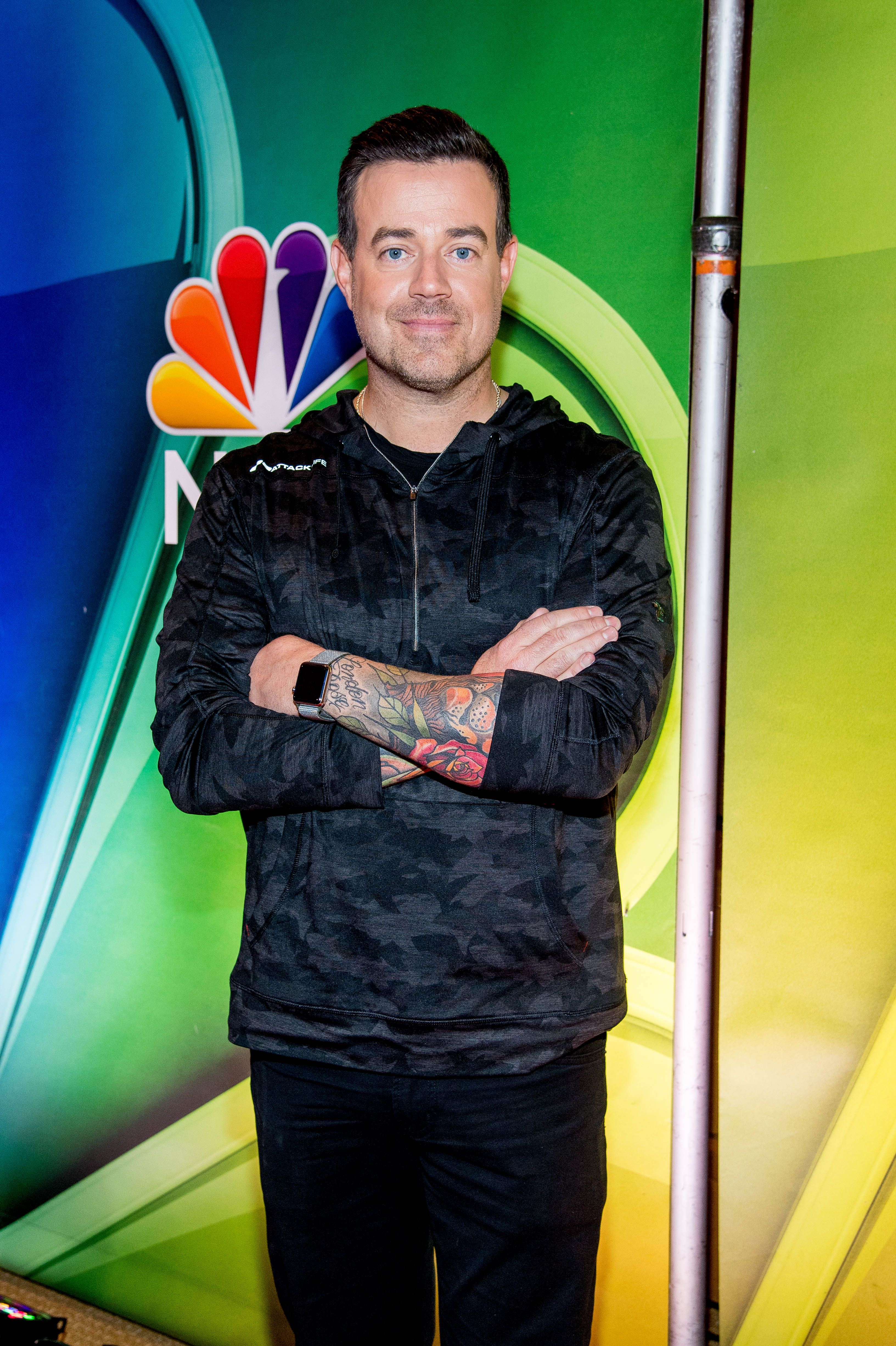 Carson Daly Tattoos Carson Daly Tattoo Meanings
