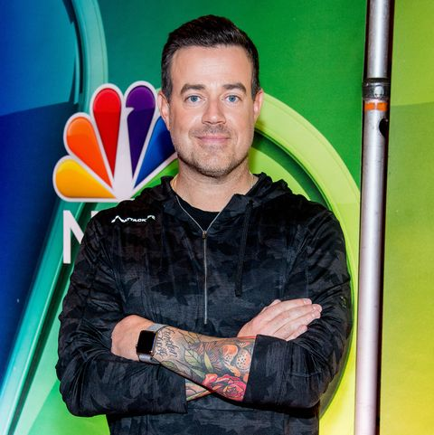 There's a Special Meaning Behind All of Carson Daly's 10 Tattoos