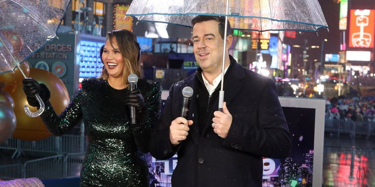 Carson Daly S Nbc New Year S Eve Special Was A Complete