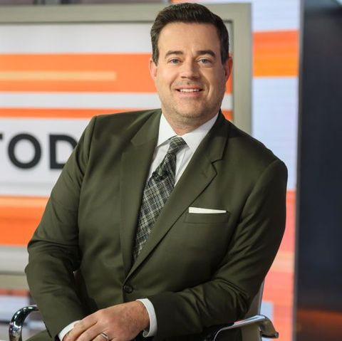 How Today S Carson Daly Is Managing His Anxiety During Quarantine