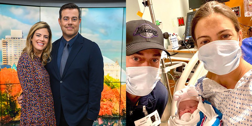 Inside Today Show Host Carson Daly And His Wife Siri Pinter S