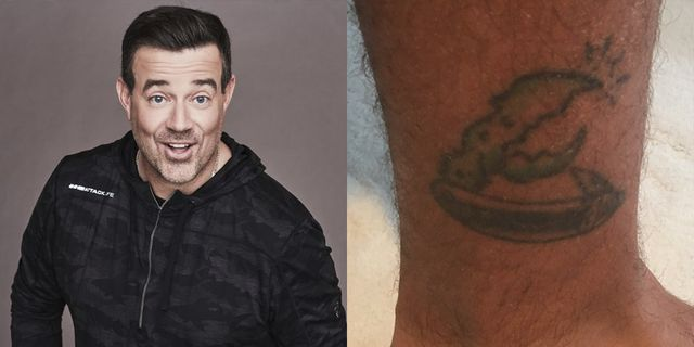 Carson Daly S Tattoos Have Wild Backstories What Carson Daly S