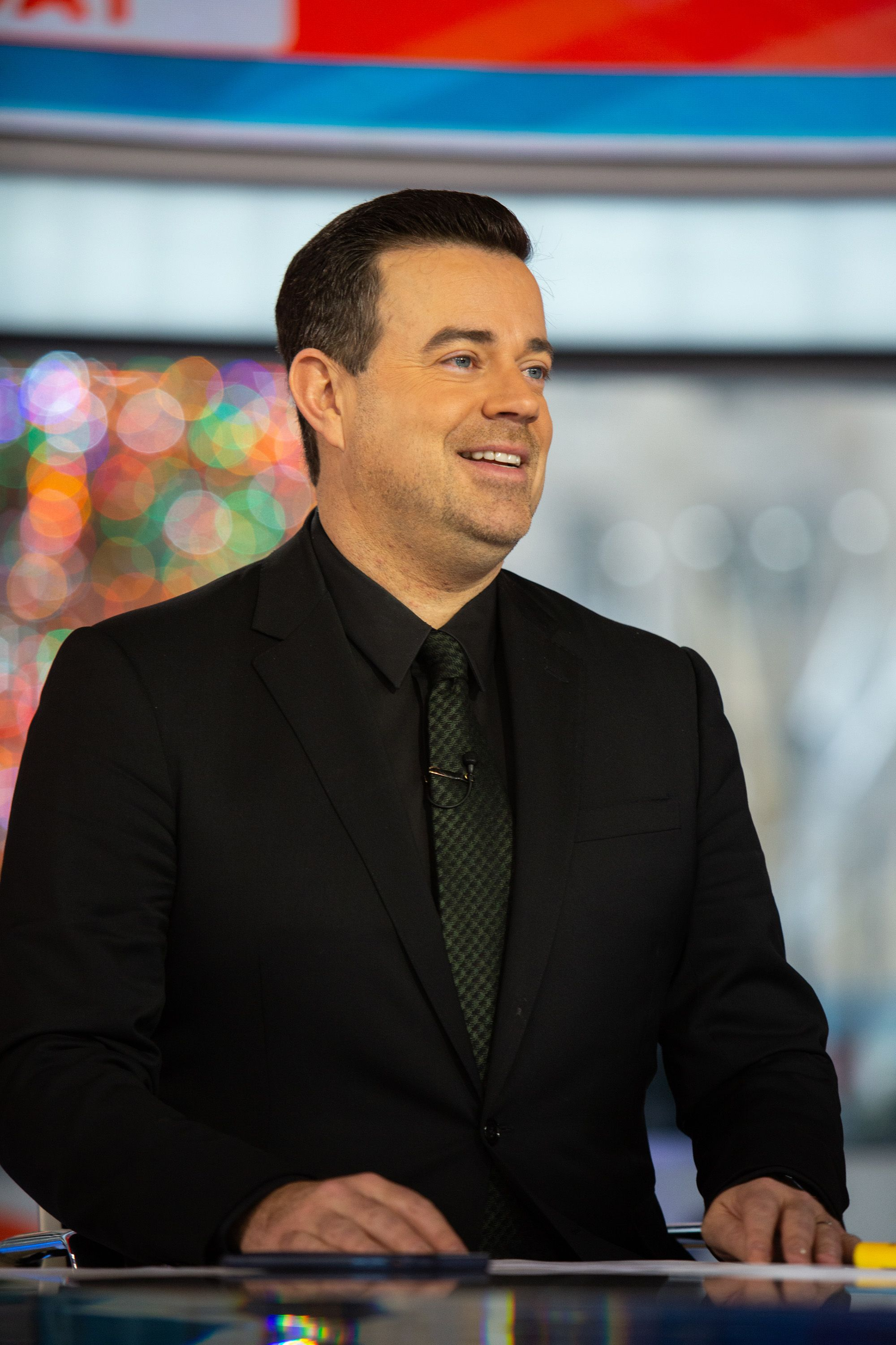 The Voice Host Carson Daly Gets Real About His Recent Weight Gain
