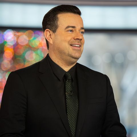 carson daly weight