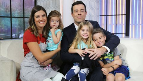Carson Daly And Wife Siri Pinter Inside Carson Daly S Marriage And Kids