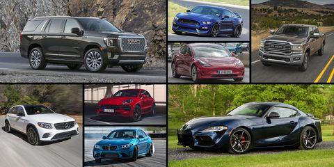 20 cars and trucks you can get for 60,000