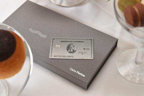 American Express carta platino
