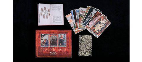Cartas Tarot Juego de tronos