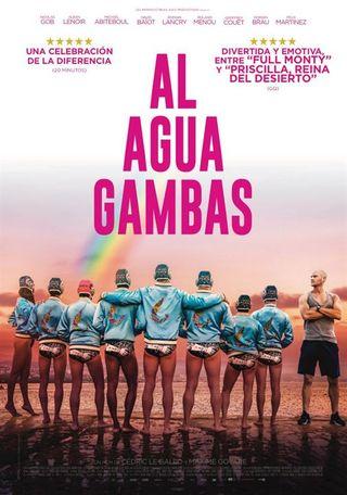 Crítica de 'Al agua gambas' de Cédric Le Gallo y Maxime Govare