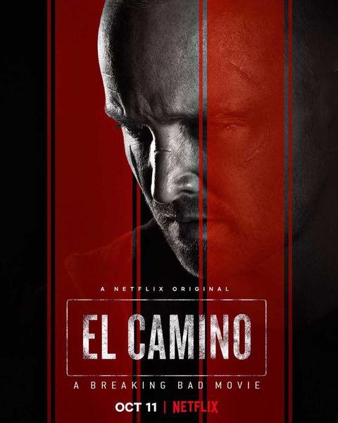 """Poster de """"El camino"""""""