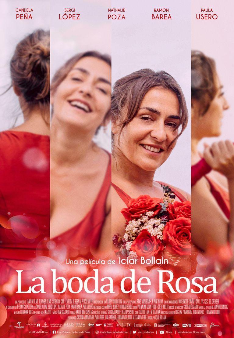 La boda de Rosa': Póster, en primicia, de lo nuevo de Iciar Bollaín