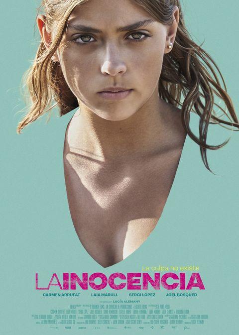 """Cartel de """"La inocencia"""""""