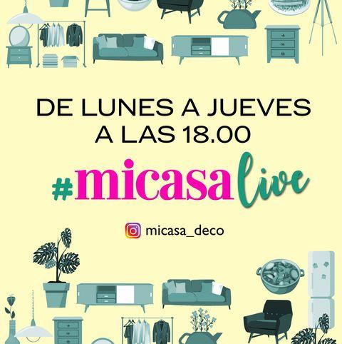 #MicasaLive