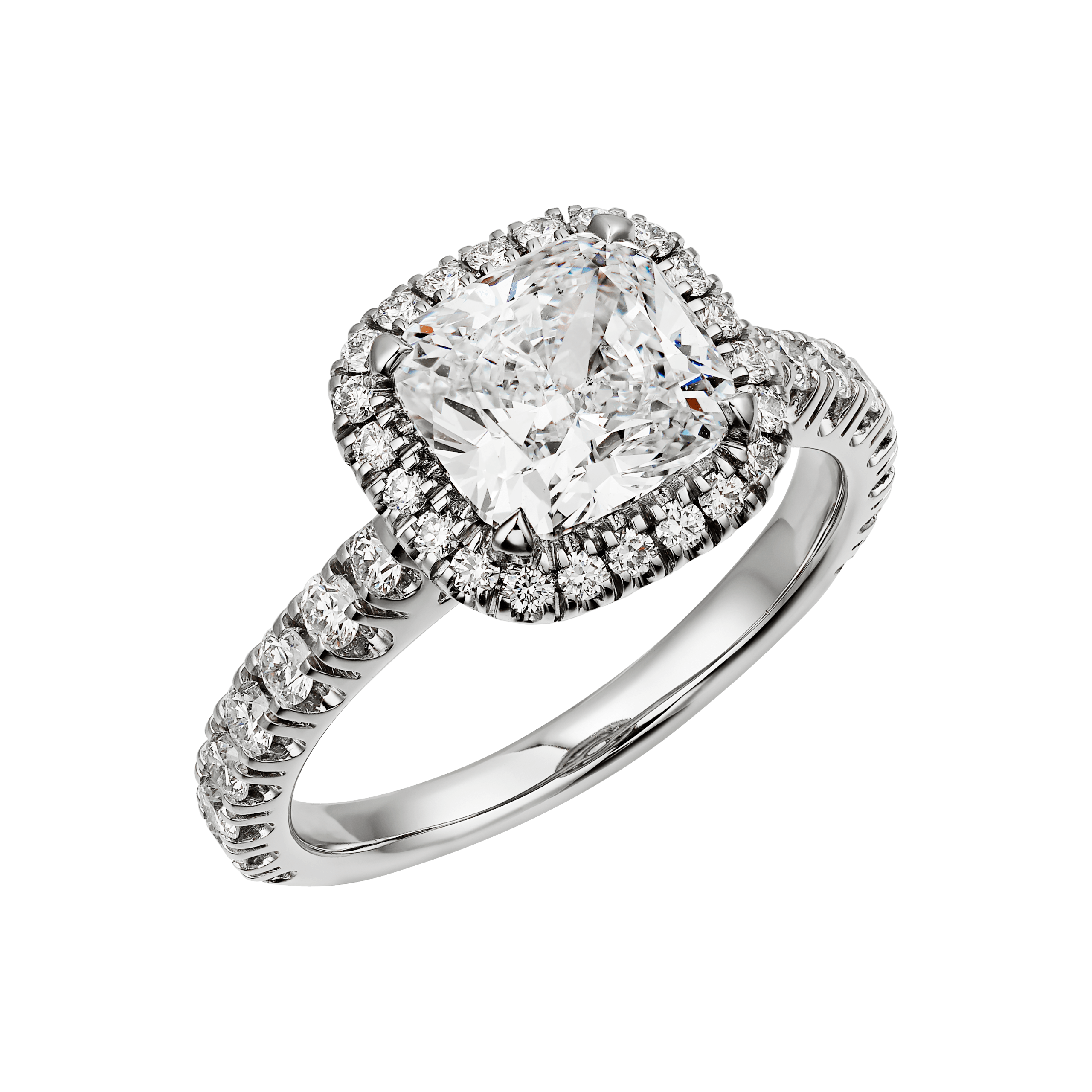 35 Best Cushion Cut Diamond Engagement Rings For Your 2018 Proposal
