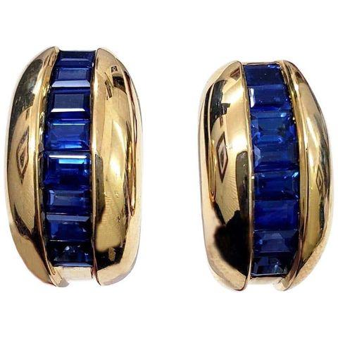 gioielli blu cartier
