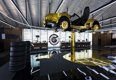 Cartier Crea Un Officina Di Lusso Per Il Fuorisalone 2017