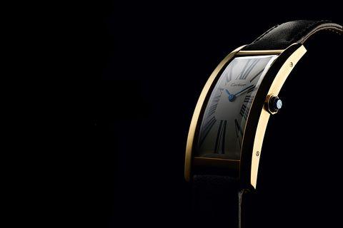 Cartier Tank Cintree