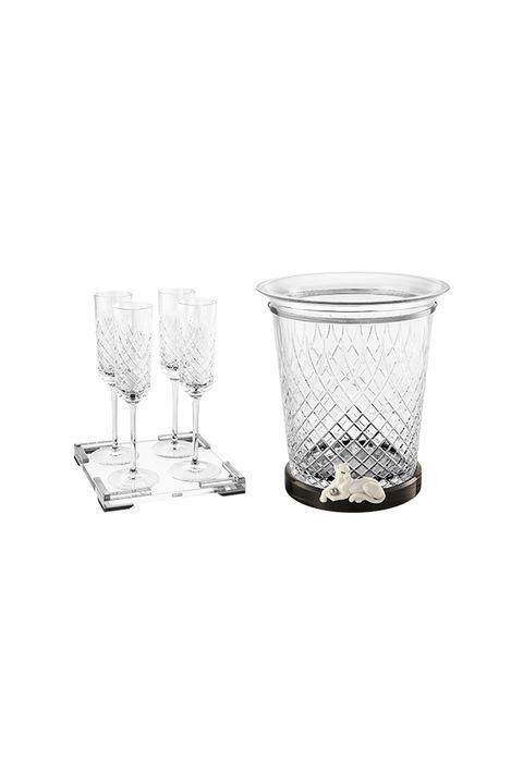 Cartier Panthère de Cartier champagne set