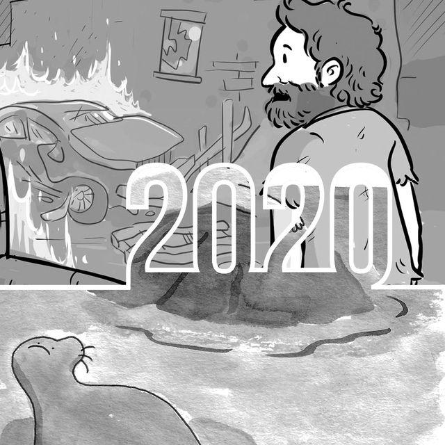 best 2020 cartoons
