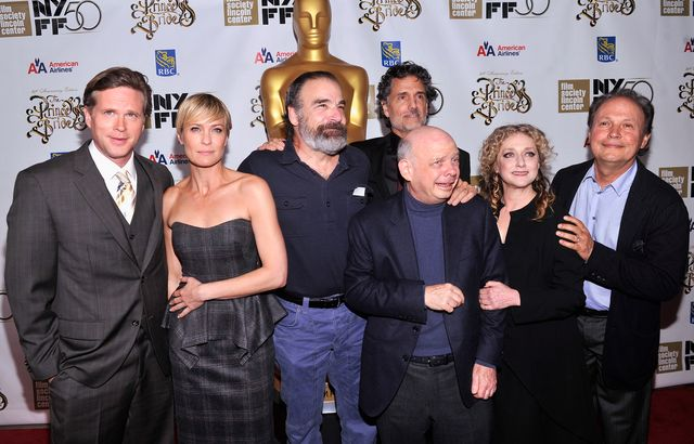 "25th anniversary screening  cast reunion of ""the princess bride""    50th new york film festival"