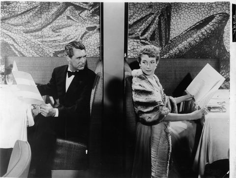 Cary Grant And Deborah Kerr In 'An Affair To Remember'