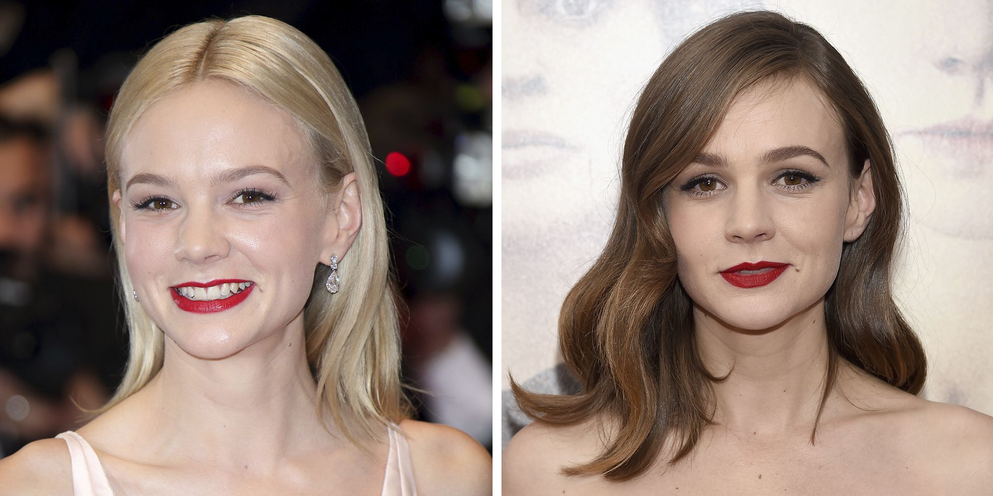 21 Celebrities with blonde vs. brown hair