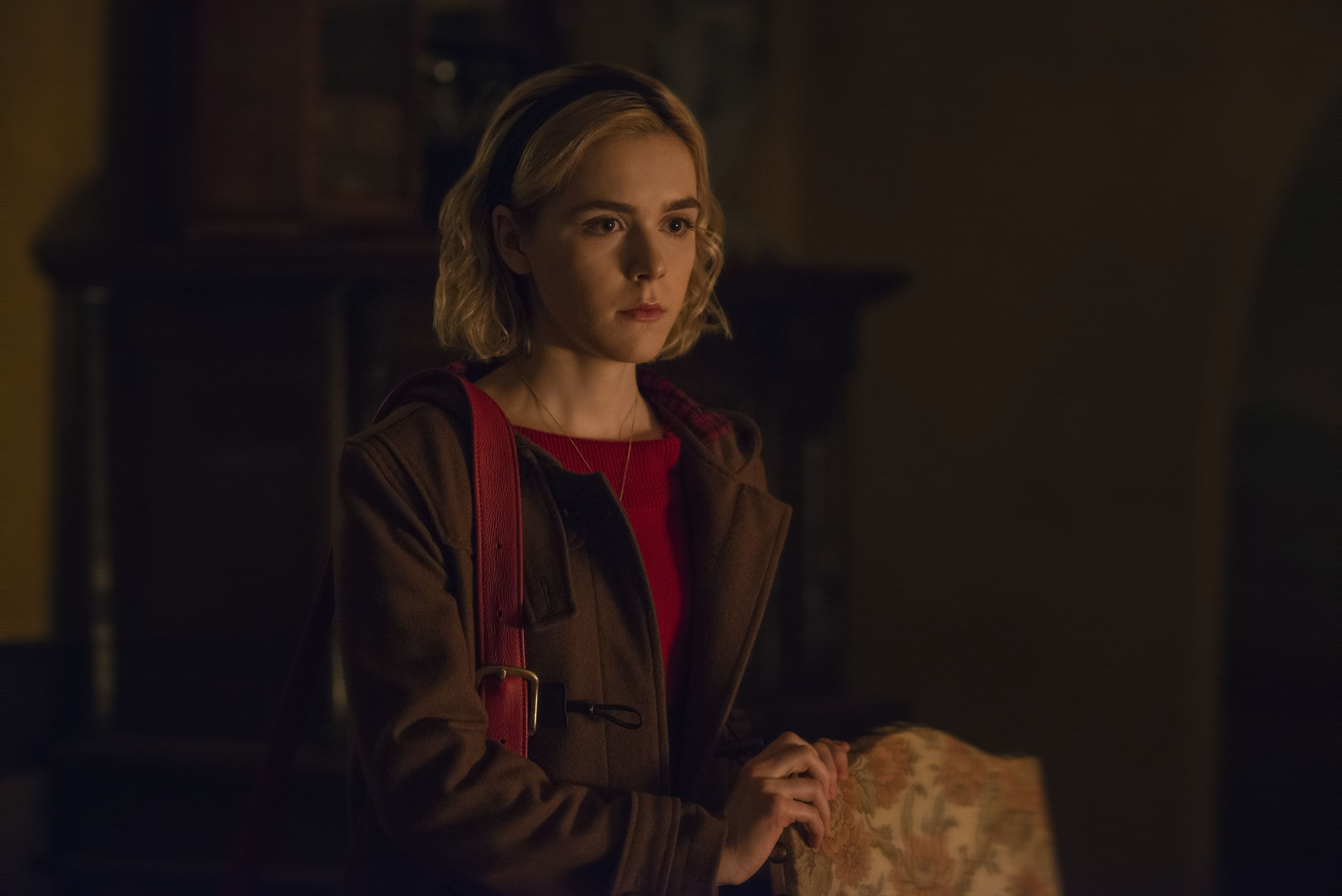 """Chilling Adventures of Sabrina"" Has a New Villain and He's Probably Crazier Than The Devil"