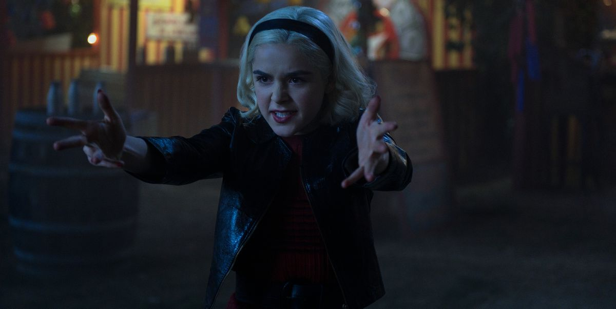 """Chilling Adventures of Sabrina"" Cancelled on Netflix After Two Seasons"