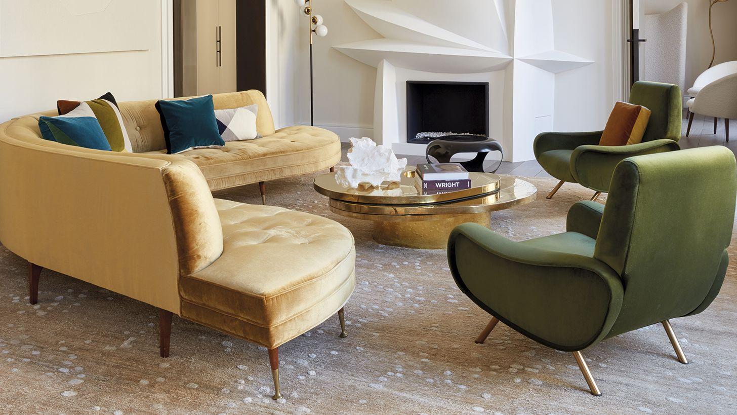 Un maravilloso piso en París que es pura elegancia