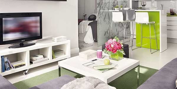 Ambientes de la casa reforma en casa de 40 metros cuadrados for Loft de 40 metros cuadrados