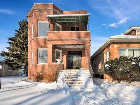 La casa de Al Capone en Chicago