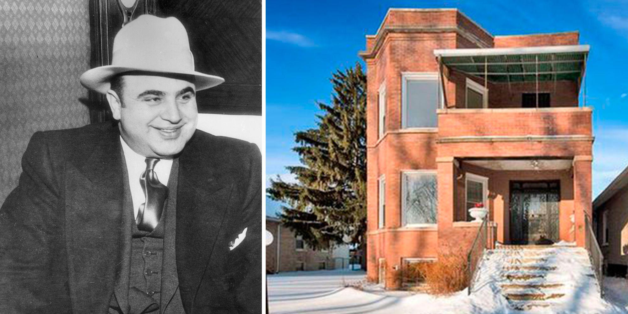 Casa Al Capone en venta