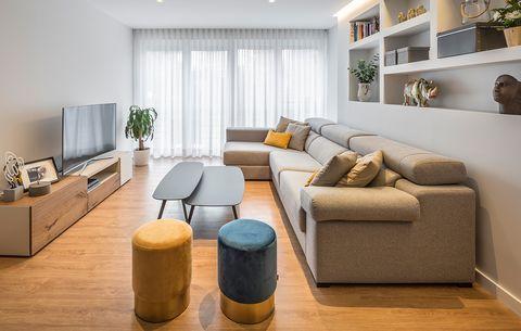 Reforma integral de una vivienda familiar en Valencia