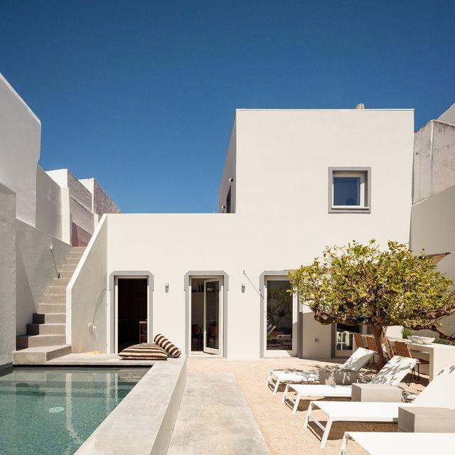 casa en algarve alquiler vacacional con encanto patio con alberca piscina