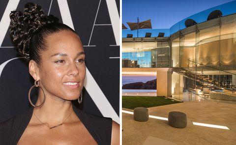 Casa de Alicia Keys en La Jolla, California