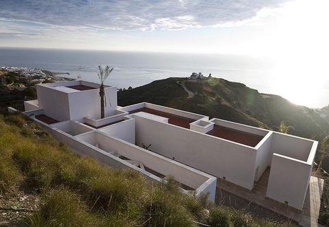 Villa sul Mediterraneo