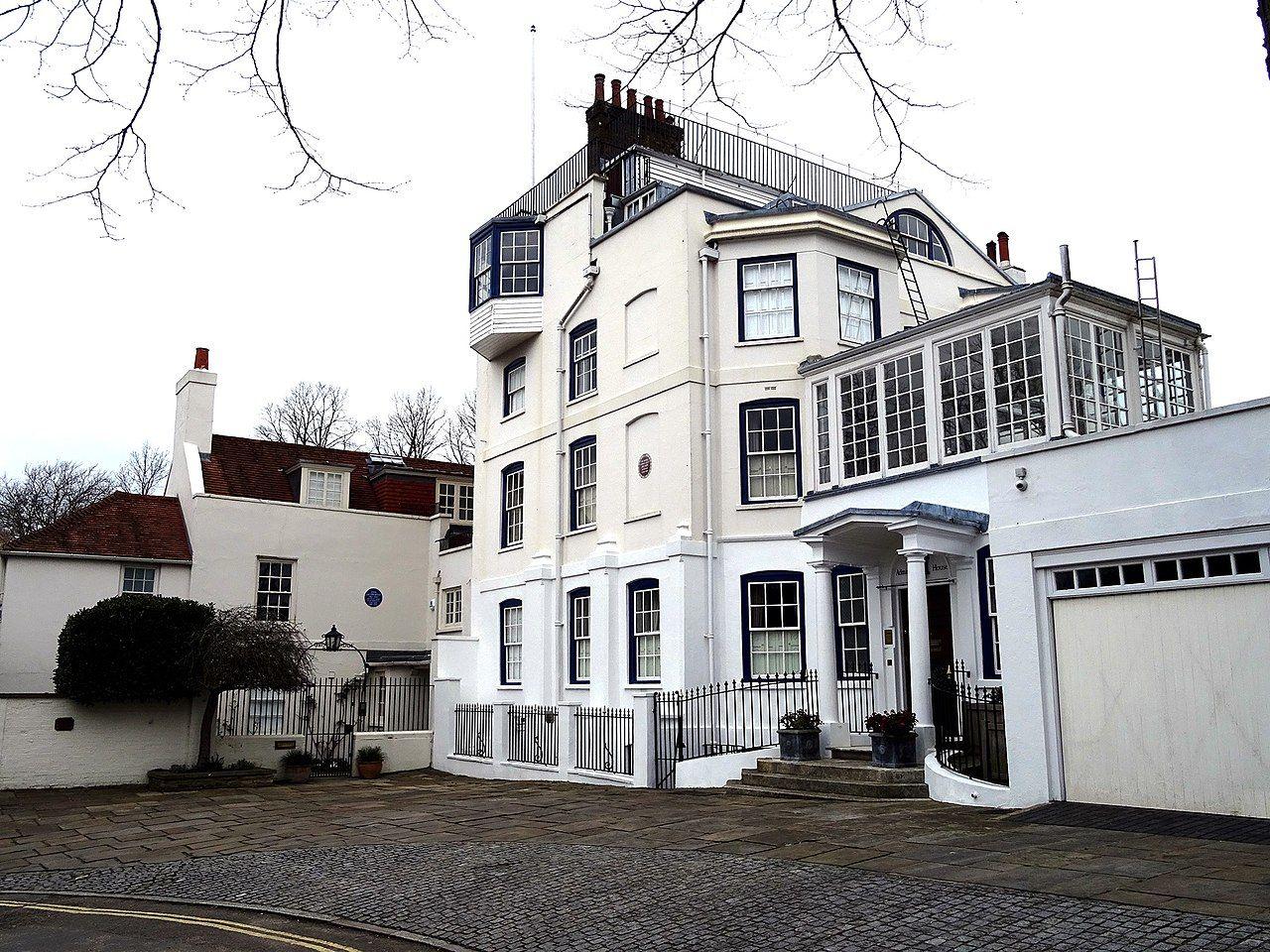 Casa del Almirante Boom