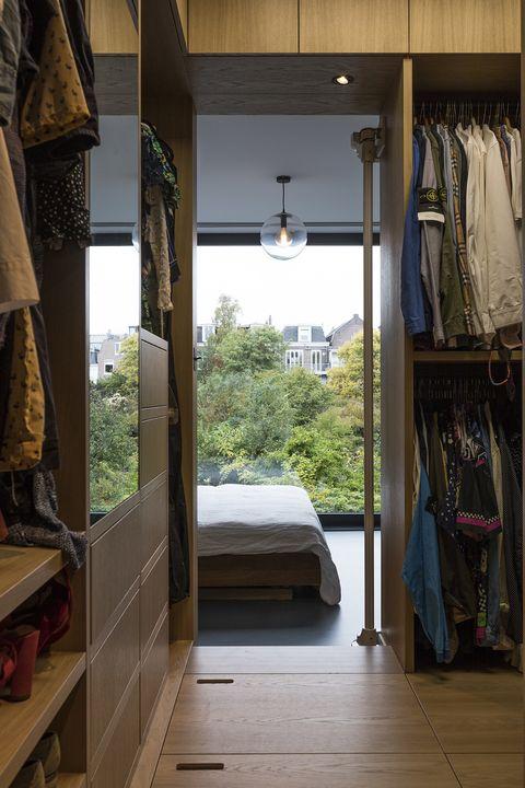 Casa reformada en Ámsterdam