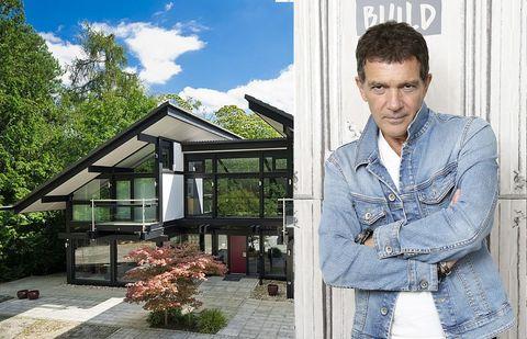 casa de antonio banderas en inglaterra vivienda sostenible ecológica