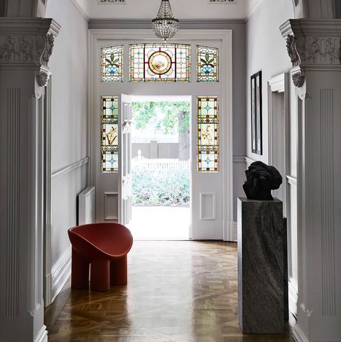 casa en melbourne clásica reformada por stdio tate