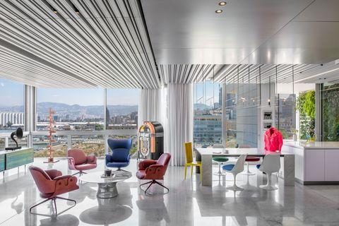 Casa en Technicolor en Beirut estudio Askdeco
