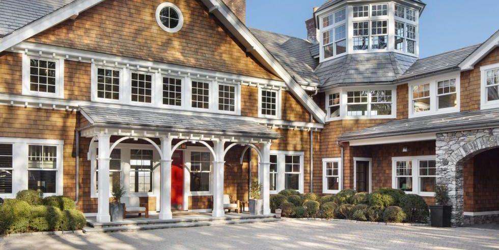 Bruce Willis pone a la venta su espectacular casa de campo en Nueva York