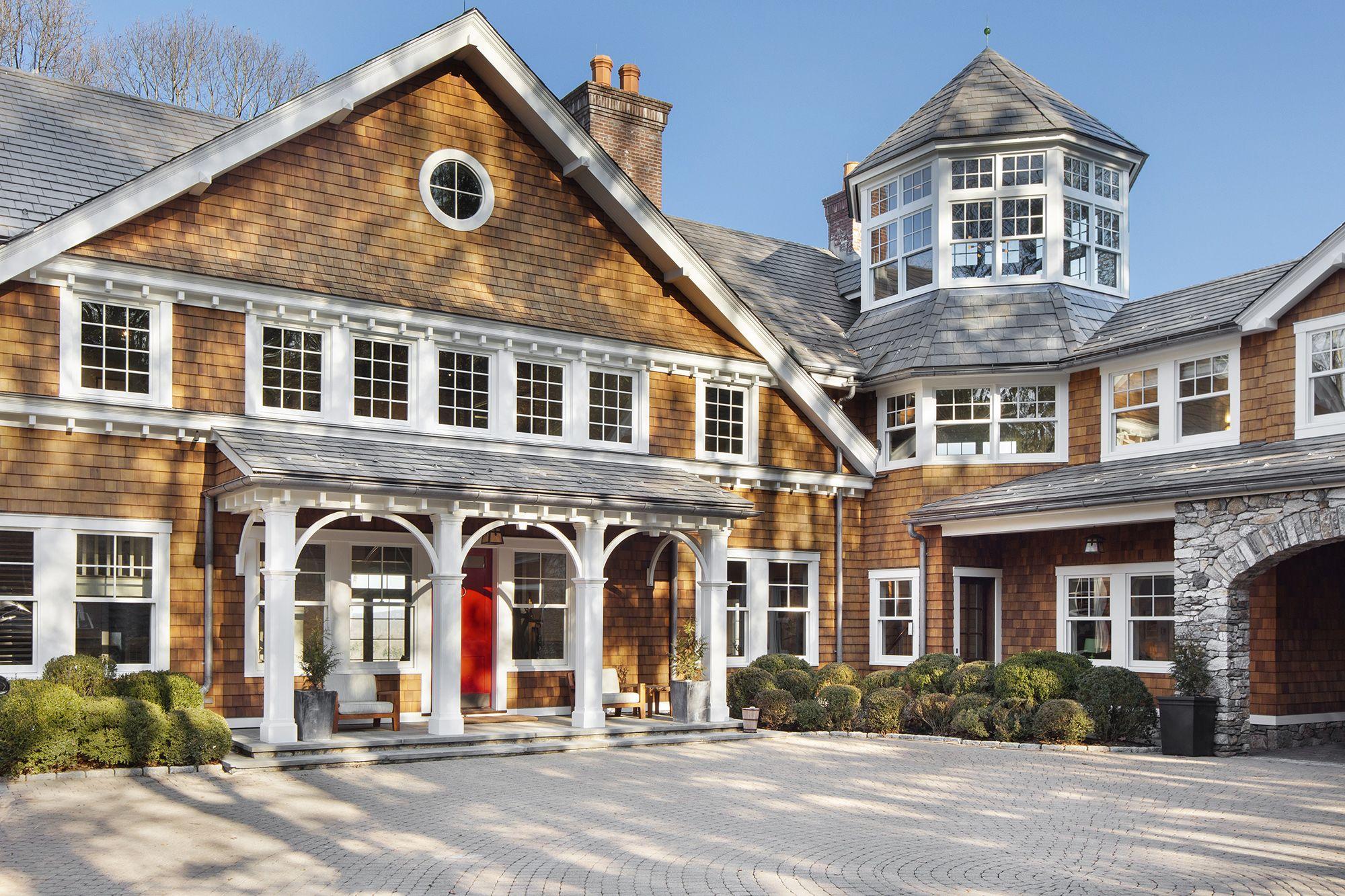 Casa de Bruce Willis en Bedford Corners