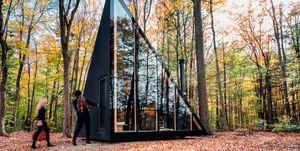 Casa cabaña Big triángulo equilátero
