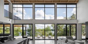Casa en Cabo Sant Martin (Canadá) Bourgeois / Lechasseur arquitectos