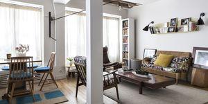 El piso parisino de la arquitecta Camille Hermand